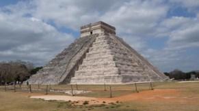 The pyramid.