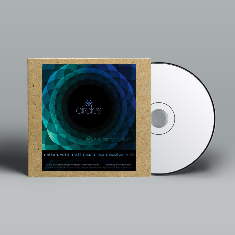 Phil Firetog Trio Circles EP