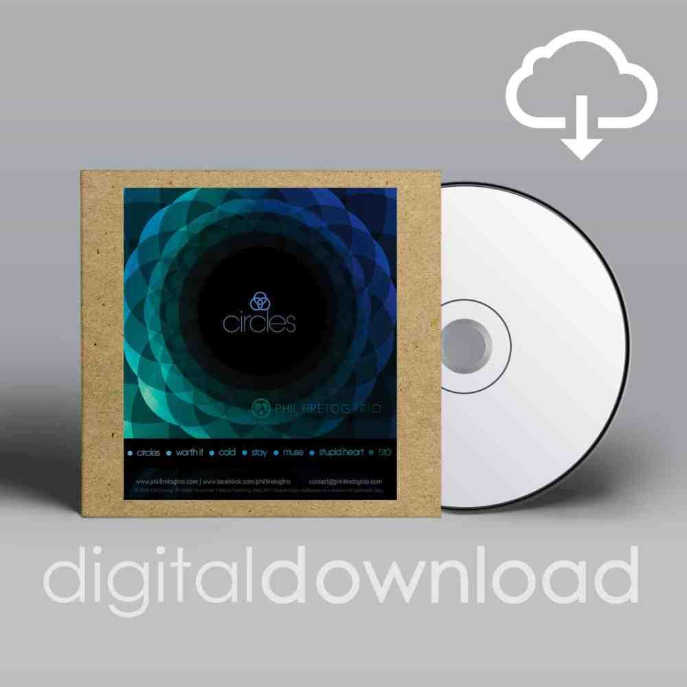 Phil Firetog Trio Circles Digital Download