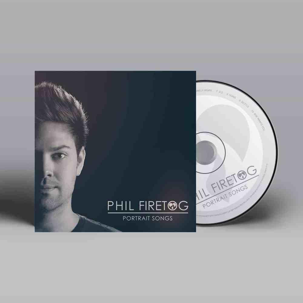 Phil Firetog Trio Portrait Songs LP