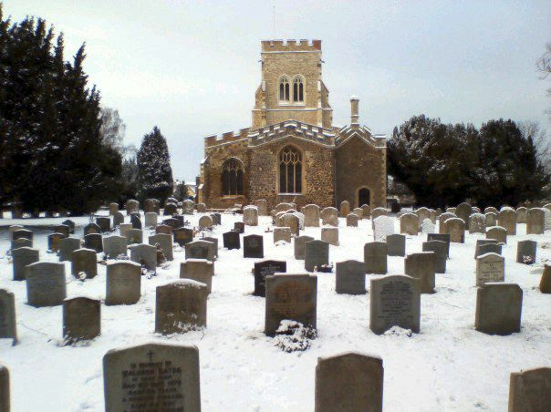 St Mary's, Henlow