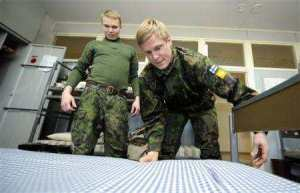 The Finnish military showing you how its done.