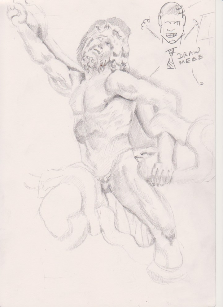 Laocoon by Diana Probst