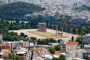 Photo of Athens by Howard Wettstein