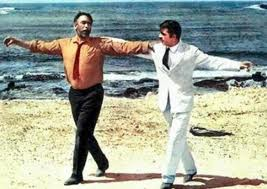 Still from Zorba the Greek