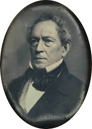 Daguerreotype of Edward Everett