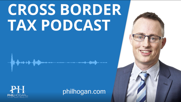 Tax implications of moving investments to Canada – Expat Tax Podcast