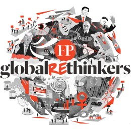 Foreign Policy's 2017 Global Thinkers