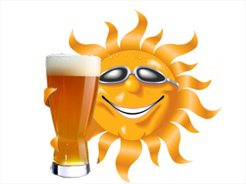 Hot Sun - Cold Beer