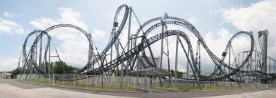 Insane Roller Coaster