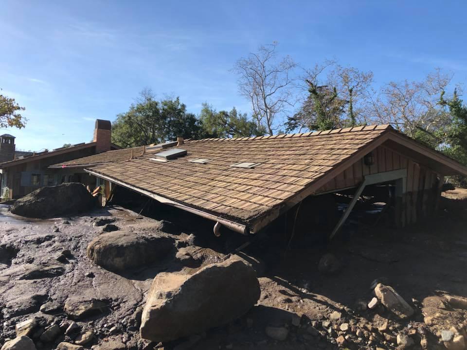 Obliterated – The Montecito Mudslides