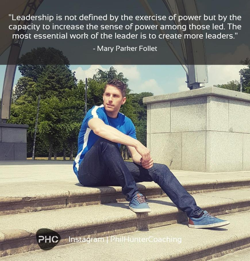Leadership is Not Defined by the Exercise of Power