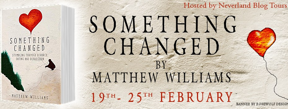 Somthing changed Tour Banner