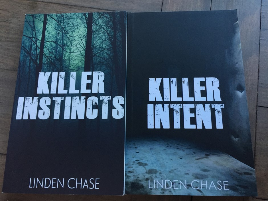 linden chase book covers