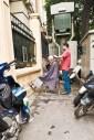 Pendant ce temps, dans un salon de coiffure vietnamien ;)