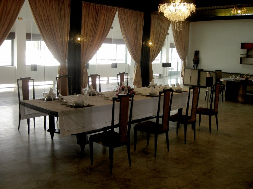 The First Lady's Reception Room