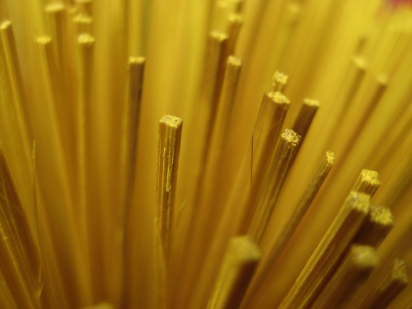Yellow Incense Stick