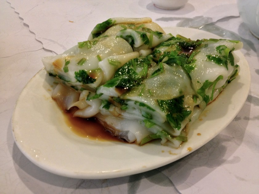 Chive Dumpling