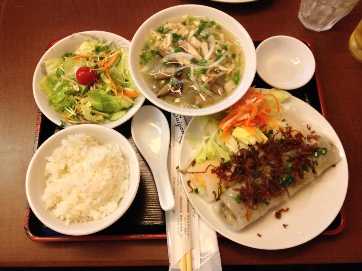Restaurant Saigon in Marunouchi