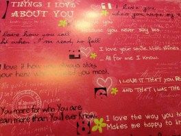 Valentine's Day Card: 10 Things I Love About You
