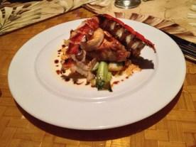 Swordfish, Pacific Prawns, Kona Cold Lobster
