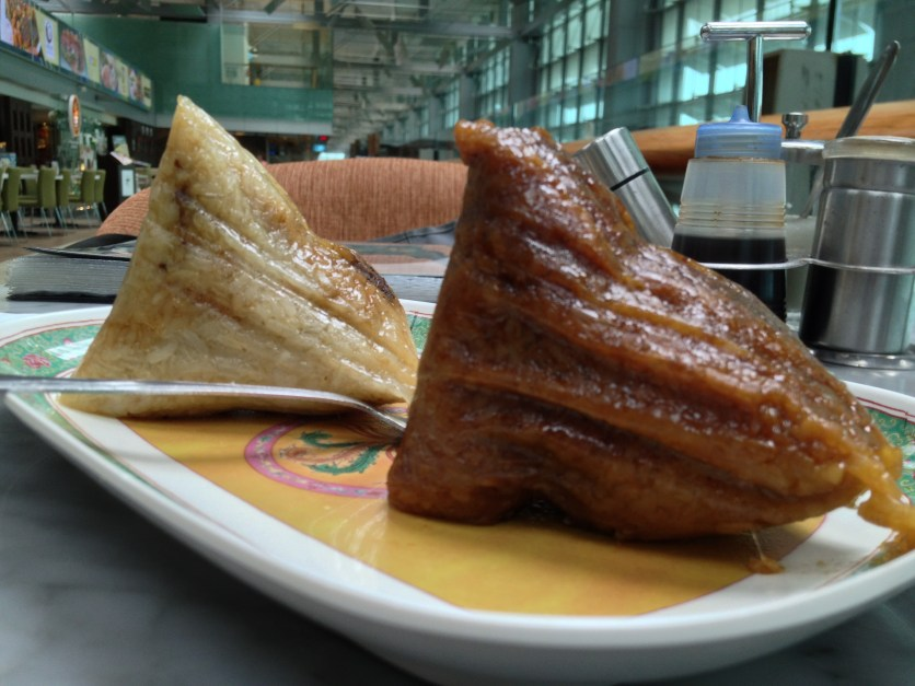 Nonya Rice Dumpling, Savory Rice Dumpling