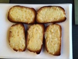 Garlic Bread w/Cheese
