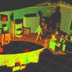 Lidar footage from Radar Lab