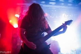 Meshuggah@Vega-17