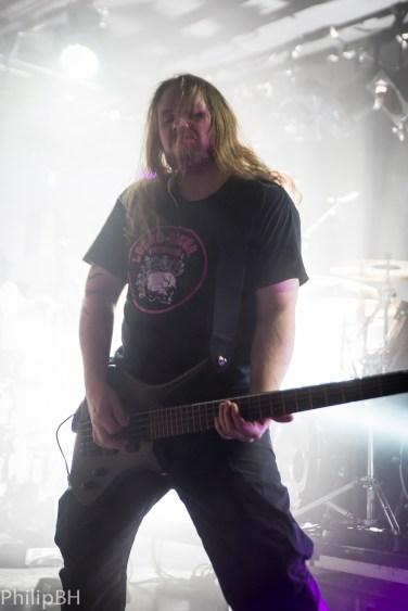 Meshuggah@Vega-5
