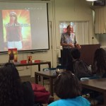 Light Runner Book Talk, Hueneme High School