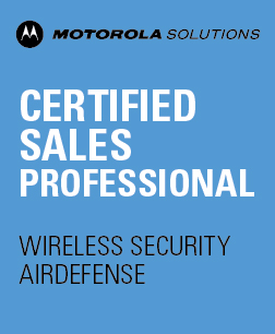 Motorola Solutions Certified Sales Professional – Wireless Security AirDefense