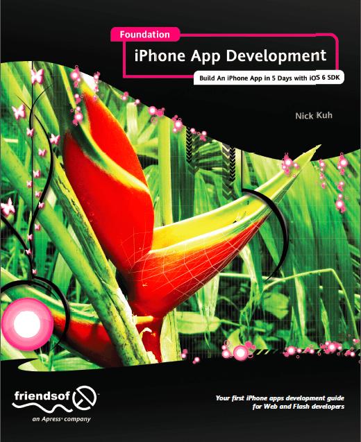 Foundation iPhone App Development