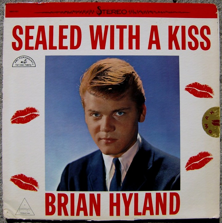 Brian Hyland - Sealed with a Kiss [1962]