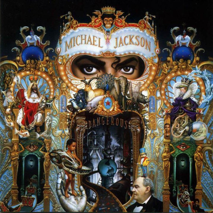 Michael Jackson - Dangerous [1991]