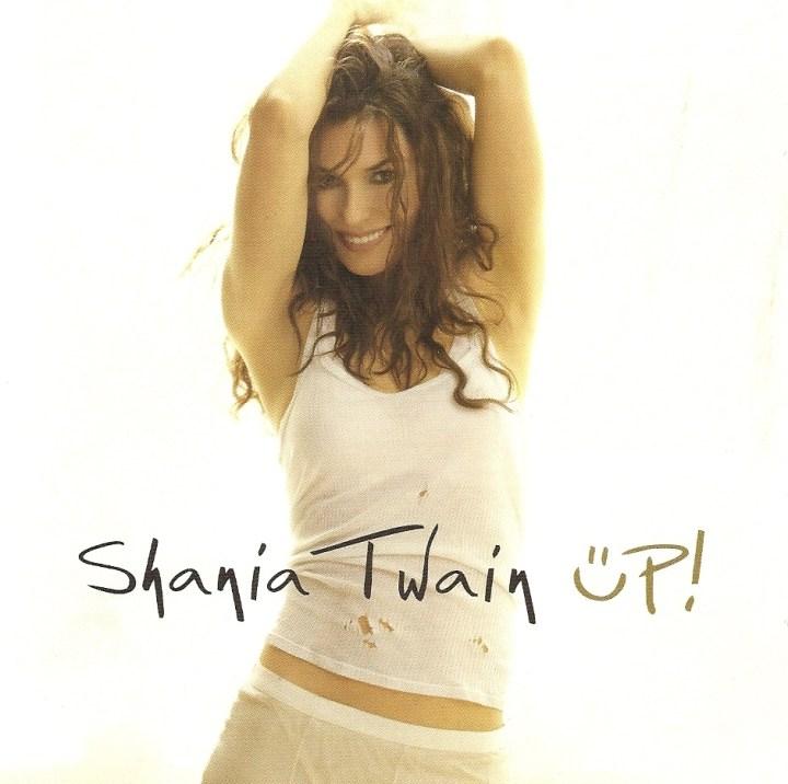 Shania Twain - Up [2002]