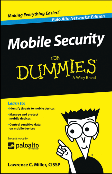 Mobile Security for Dummies: Get Your Free Copy Now