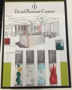 Druid retreat centre
