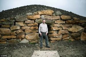 Tim Daw, Creator of The Long Barrow