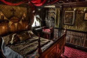 Haunted Bedroom