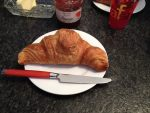 croissant from La Fournee Malouine