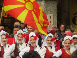 from MACEDONIA