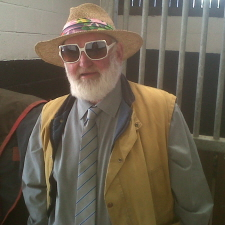 Uncle Albert having a change of uniform...