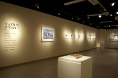 Nature Present at the Rotary Arts Centre, Corner Brook, NL, installation view