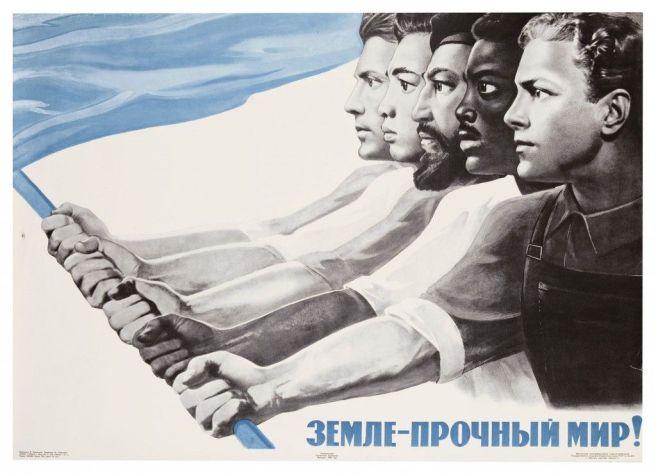 Kreuzzug der Linken 01_Russische Propaganda_No nations