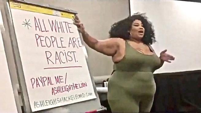 Kreuzzug der Linken 06_All white people are racist