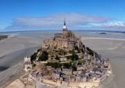 Les grandes marées au Mont saint Michel pour 2020