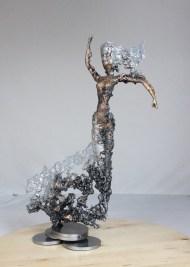 série Satie - Gymnopédies n°1 2 Sculpteur Philippe Buil