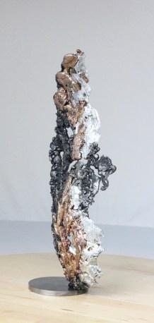 série Satie - En habit de cheval II 2 Sculpteur Philippe Buil