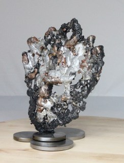 série Cernunnos - Imbolc 3 Sculpteur Philippe Buil